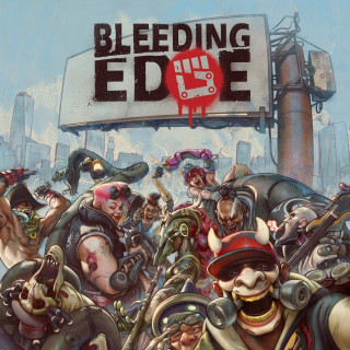 Постер Bleeding Edge